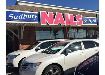 Sudbury nail salon Sudburynailsandspa