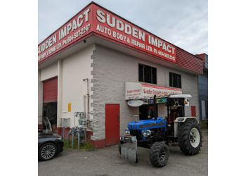Sudden Impact Auto Body & Repair Ltd.