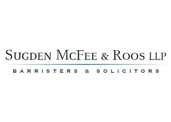 North Vancouver medical malpractice lawyer Sugden, McFee & Roos LLP