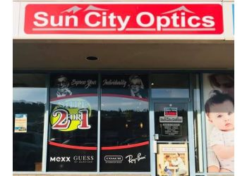 Kamloops optician Sun City Optics