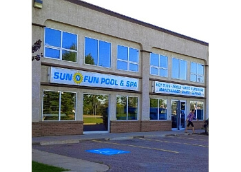 Red Deer pool service Sun N Fun Pool & Spa
