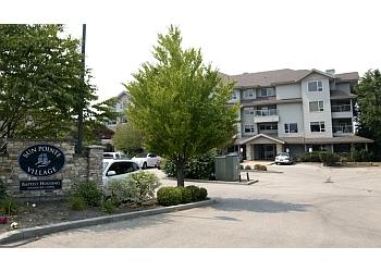 Kelowna retirement home Sun Pointe Village