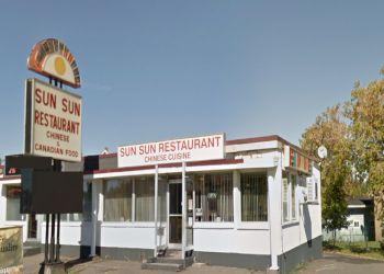 Moncton chinese restaurant Sun Sun restaurant