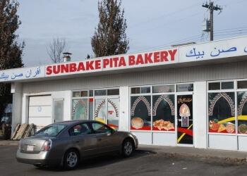 Edmonton bakery Sunbake Pita Bakery
