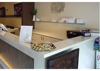 Oakville nail salon Sunny Nails Spa