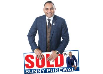 Brampton real estate agent Sunny Purewal