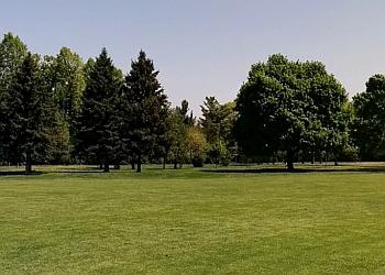 Toronto public park Sunnybrook Park