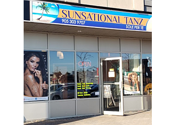 Vaughan tanning salon Sunsational Tanz