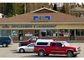 Prince George dry cleaner Sunset Drycleaners & Laundry
