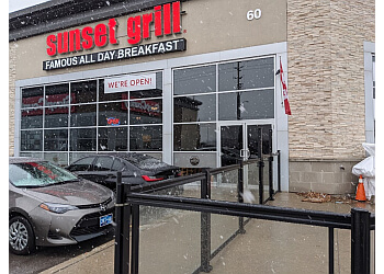 Brampton breakfast restaurant Sunset Grill