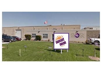 Hamilton sign company Sunset Neon Ltd.