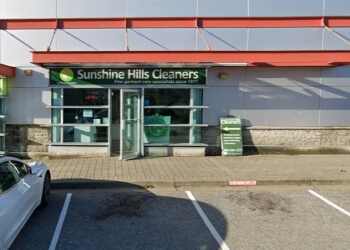 Surrey dry cleaner Sunshine Hills Cleaners