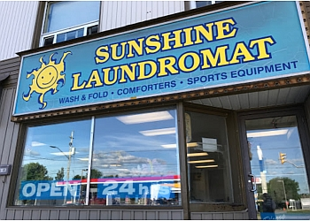 North Bay dry cleaner Sunshine Laundromat