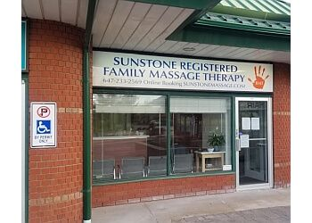 Vaughan massage therapy Sunstone Registered Massage Therapy