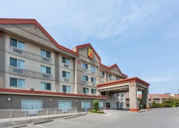 Abbotsford hotel Super 8