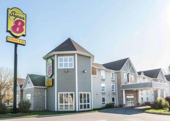 Trois Rivieres hotel Super 8 By Wyndham