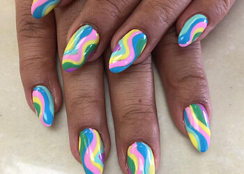 Brampton nail salon Super Diva Nails & Spa