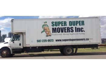 Super Duper Movers Inc.