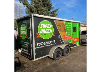 Thunder Bay lawn care service Super Green Lawn Care