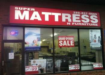 Oakville mattress store Super Mattress N Furniture
