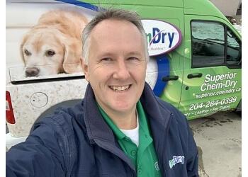 Winnipeg carpet cleaning Superior Chem-Dry