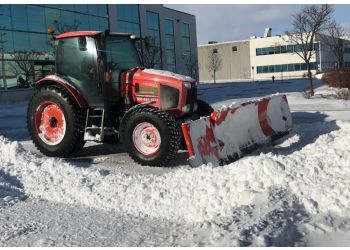 Mississauga snow removal Superior Lawn Care & Snow Removal