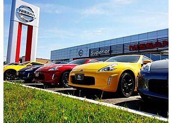 Sault Ste Marie car dealership Superior Nissan
