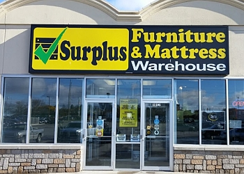 Belleville furniture store Surplus Furniture & Mattress Warehouse
