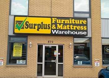 Medicine Hat furniture store Surplus Furniture & Mattress Warehouse