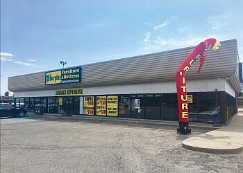 Oshawa mattress store Surplus Furniture & Mattress Warehouse