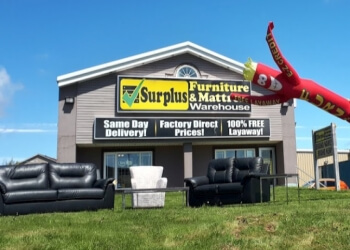 St Johns furniture store Surplus Furniture & Mattress Warehouse