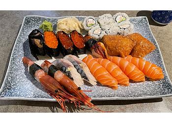 Calgary sushi Sushi Bar Zipang