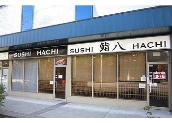 Richmond sushi Sushi Hachi