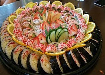 Sherbrooke sushi Sushi King