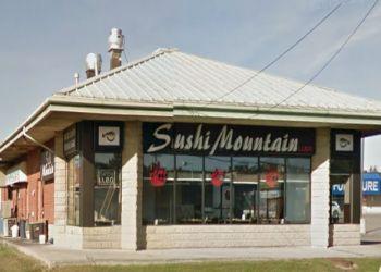Whitby sushi Sushi Mountain