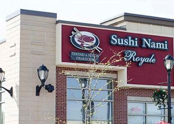 St Johns sushi Sushi Nami Royale