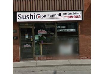 Hamilton sushi Sushi'O' on Fennell