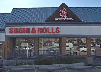 Ajax sushi Sushi & Rolls