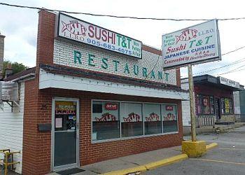 Ajax sushi Sushi T&T