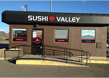 Kamloops sushi Sushi Valley