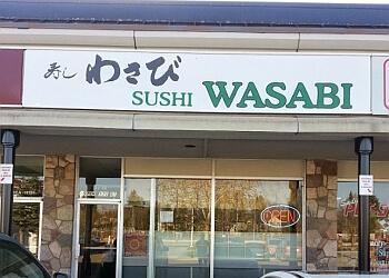 Edmonton sushi Sushi Wasabi