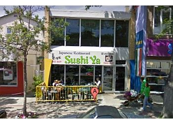 Winnipeg sushi Sushi Ya