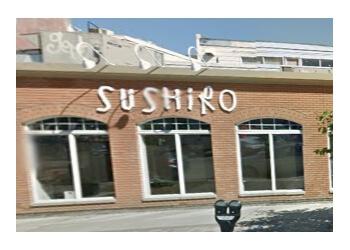 Saskatoon sushi Sushiro Sushi Bar