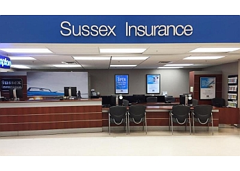 Prince George insurance agency Sussex Insurance