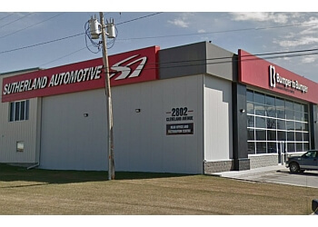 Saskatoon auto parts store Sutherland Automotive