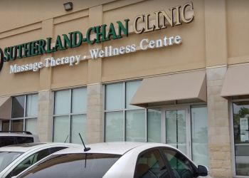 Richmond Hill massage therapy Sutherland-Chan Clinic
