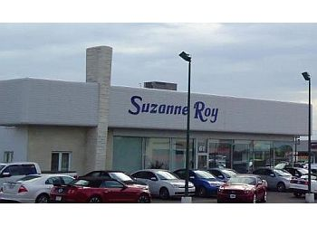 Levis car dealership Suzanne Roy Ford Inc.