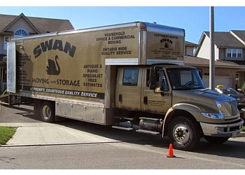 Guelph moving company Swan Moving And Storage