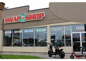 Ottawa pawn shop Swap 'N' Shop