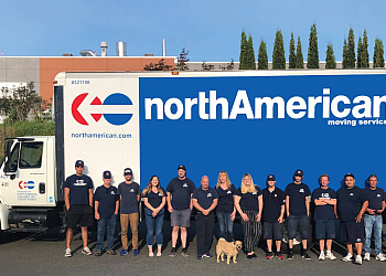 Saanich moving company Sweenie Moving